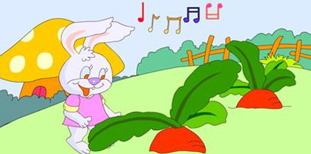 聪明的小兔/童话