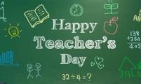 关于教师节祝愿